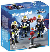 Playmobil NEW Fire Rescue Crew
