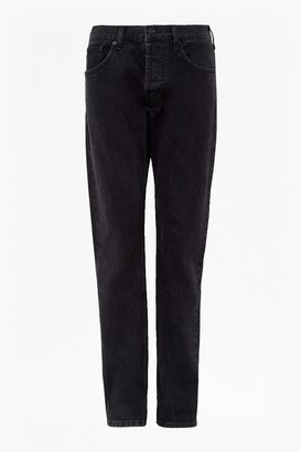 French Connection Selvedge Slim Straight Jeans
