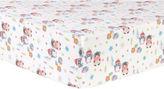 TREND LAB, LLC Trend Lab Winter Wishes Flannel Crib Sheet