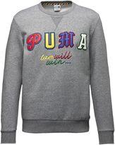 Puma x DEE & RICKY Logo Crew Sweat