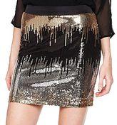 JCPenney Bisou Bisou® Sequin Skirt