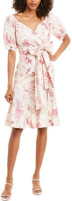 La Vie Rebecca Taylor Averie A-Line Dress