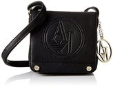 Armani Jeans Mini Eco Leather Cross Body Bag