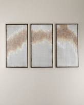 """""""Dancing on Clouds"""" 3-Panel Painting"""