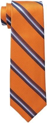 Tommy Hilfiger Men's Oxford Rib Stripe Tie