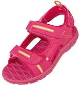 Kappa Girls' Korfu Open Toe Sandals,10 UK