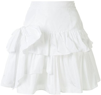 P.A.R.O.S.H. Tiered Bow Skirt