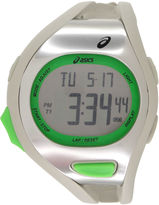 Asics Ar07 Runner Unisex White Strap Watch-Cqar0712y