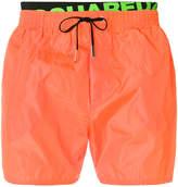 DSQUARED2 drawstring track shorts