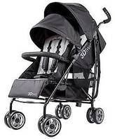 Summer Infant®; 3Dtwo Double Convenience Stroller - Black
