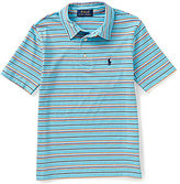 Ralph Lauren Big Boys 8-20 Striped Short-Sleeve Polo Shirt