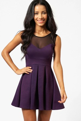 boohoo Skater Dress