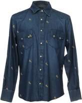 (+) People + PEOPLE Denim shirts - Item 42630768