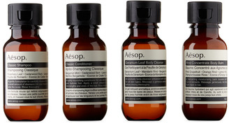 Aesop Arrival Hair and Body Kit