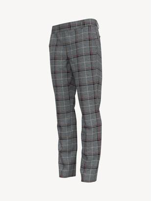Tommy Hilfiger Essential Skinny Plaid Pant