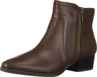 Aerosoles Women's Double Cross Ankle Boot