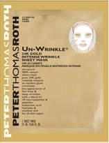 Peter Thomas Roth Travel Size Un-Wrinkle 24k Gold Intense Wrinkle Sheet Mask