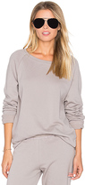 Michael Lauren Oswald Vintage Pullover in Grey. - size L (also in M,S,XS)