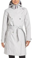 Helly Hansen Women's 'Welsey' Insulated Waterproof Trench Coat