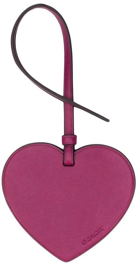 Coach Heart ornament