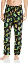 Briefly Stated Brieflytated Teenage Mutant Ninja Turtle Mutated in 1984 Lounge Pant for men (mall)