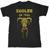 FEA Men's Eagles on Tour Skull T-Shirt