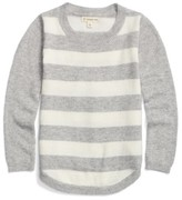Tucker + Tate Toddler Girl's Stripe Sweater