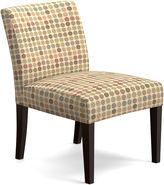 Asstd National Brand Everett Armless Slipper Accent Chair