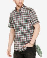 Denim & Supply Ralph Lauren Men's Short-Sleeve Plaid Shirt