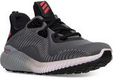 adidas Boys' AlphaBounce Running Sneakers from Finish Line