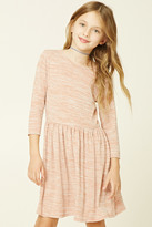 Forever 21 FOREVER 21+ Girls Marled Knit Dress (Kids)