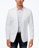 INC International Concepts Men's Slim-Fit Speckled Blazer, Created for Macy's