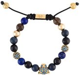 Nialaya Jewelry beaded panther bracelet