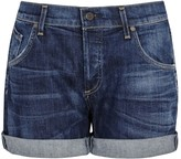 Citizens of Humanity Skyler Dark Blue Denim Shorts