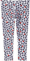 Joe Fresh Toddler Girls' Legging, Navy (Size 2)