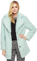 Juicy Couture Teddy Faux Fur Coat