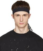 Satisfy Black Bandana Headband