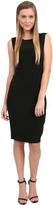 By Malene Birger Takiloa Dress in Black