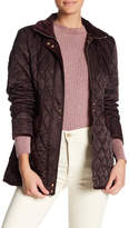 Vince Camuto Flap Pocket Quilted Jacket