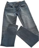 Dirk Bikkembergs Blue Cotton - elasthane Jeans for Women