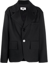 Thumbnail for your product : MM6 MAISON MARGIELA Boxy-Fitted Blazer