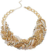 Thalia Sodi Chain-Link Statement Necklace, Created for Macy's