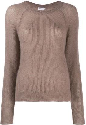 Filippa K Round Neck Knitted Jumper
