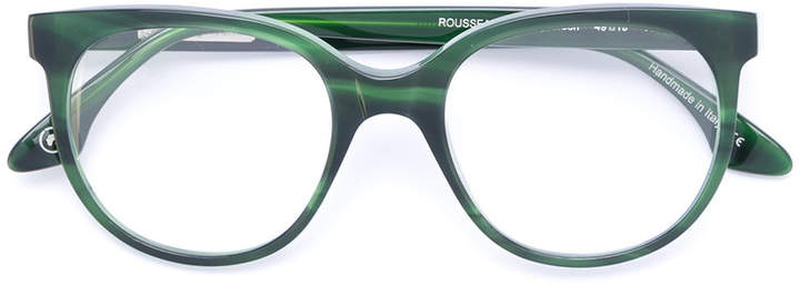 Oliver Goldsmith round frame glasses