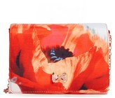 Ted Baker Playful Poppy Bow Clutch - Red