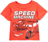 Freeze Red 'Speed Machine' Cars 3 Crewneck Tee - Toddler