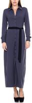 Stanzino Bray Belted Maxi Dress