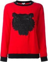 Kenzo 'Tiger' sweatshirt - women - Polyester/Triacetate - L