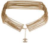 Chanel Multistrand Chain Belt