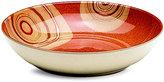 Denby Dinnerware, Fire Chilli Individual Pasta Bowl